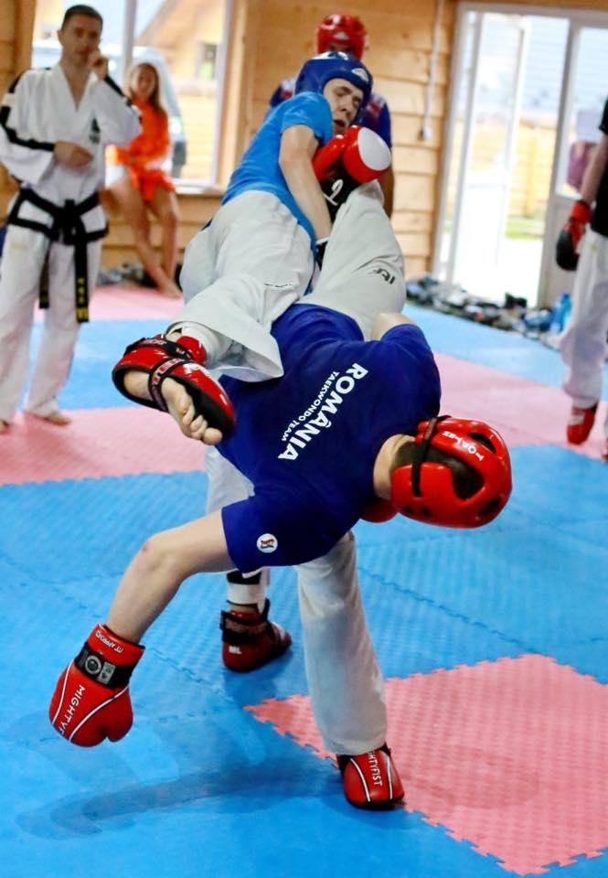 Taekwon-do ITF-classes